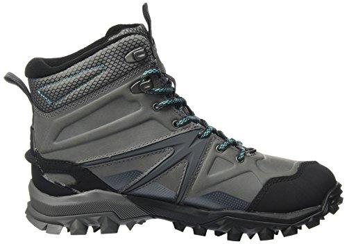 Stivali Merrell Grigio Grey Donna Mid Da Glacial Ice Capra Escursionismo Alti Waterproof charcoal CvwgvXr4q