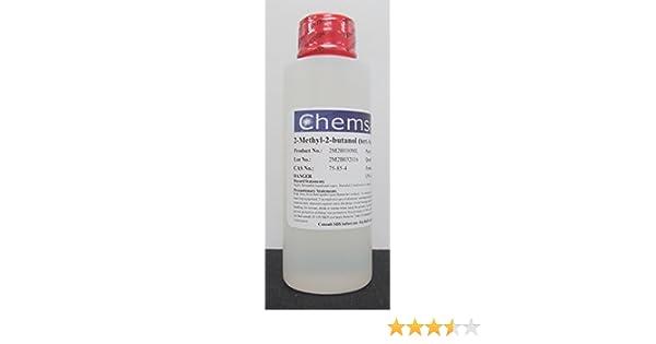 2-Methyl-2-butanol, 97 5+%, 100ml (tert-Amyl Alcohol