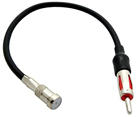 Ford Focus 2012-2014 Factory Stereo to Aftermarket Radio Antenna Adapter Plug