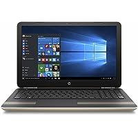 2017 HP Pavilion 15.6 HD Premium High Performance Laptop PC, Intel Core i5-6200U 2.3GHz, 8GB DDR4 RAM, 1TB HDD, DVD+/-RW, WIFI, Bluetooth, HDMI, B&O PLAY, USB 3.0, Windows 10, Gold