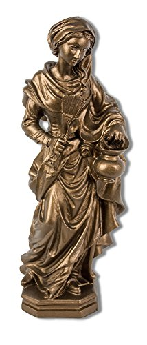 - Kitchen Madonna Resin Statue (Antique Bronze)