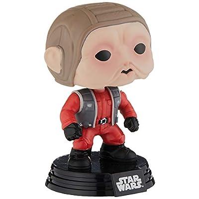 Funko POP Star Wars: Episode 7 - Nien Nunb Action Figure: Funko Pop! Star Wars:: Toys & Games