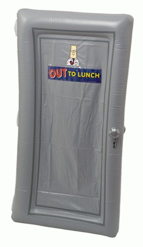 Dilbert Cubicle Door With Velco Attachment  sc 1 st  Amazon.com & Amazon.com: Dilbert Cubicle Door With Velco Attachment: Toys \u0026 Games
