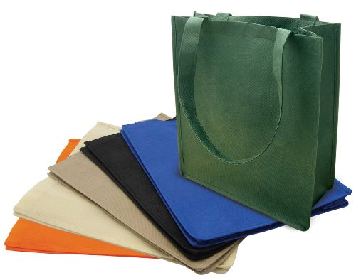 DALIX Recycled Reuseable Shopping PACK
