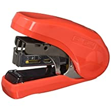 Max Hd-10Fl Flat-Clinch Light Effort Stapler Red