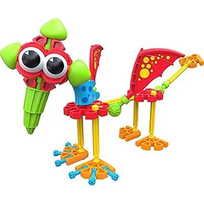 K'NEX Kid Dino Dudes Building Set - Ages 3+ - Preschool Creative Toy: Toys & Games