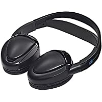 Deals on Audiovox Movies2Go Wireless Over-the-Ear Headphones