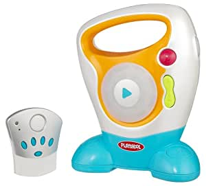 Playskool Made For Me Mp3 Music Player - Blue (Discontinued by Manufacturer)