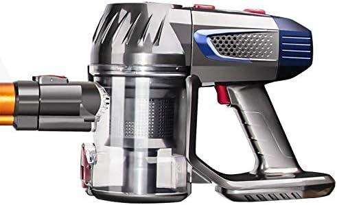 BNMMJ Aspirateur sans fil150w Accueil Puissant Aspirateur à main haute puissance Aspirateur de charge verticale