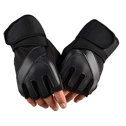 Unisex Bicycle Gloves Outdoor Sport Gym Weight Lifting Training Gloves