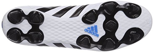 Adidas 11questra Fg - B44368 Vit-svart-blå