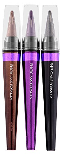 Physicians Formula Shimmer Strips Custom Eye Enhancing, Intense Kohl, Kajal Eyeliner Trio, Brown Eyes, 0.09 oz.