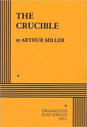 critical essays crucible arthur miller