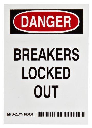 Brady 66004 flexible flexible magnetic breakers us110 for 66004