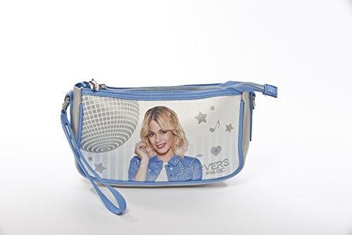 Disney Violetta Kinden Mädchen Klein Clutch Pochette Freizeit Taschen Geschen