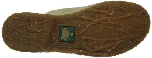 El Naturalista Angkor N989 Damen Schnürhalbschuhe Grau (Piedra-Vaquero)