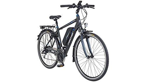 FISCHER FAHRRAEDER E-Bike Trekking Herren ETH1616, 28 Zoll, 24 Gang, Heckmotor, 418 Wh 71,12 cm (28 Zoll)