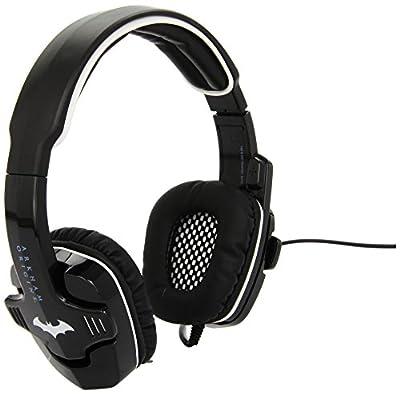 Indeca Batman Arkham Origins Over the Head Gaming Headphones for PC/ PS3/ XBox - HS965
