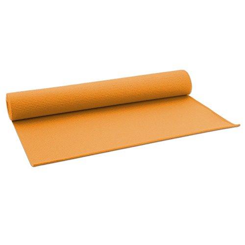 Vivi Life Exercise Mat, Orange, 3mm