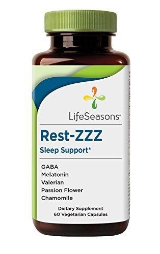 Rest-ZZZ - Sleep Supplement - Aids Restlessness - Maintain a Calm and Relaxed State