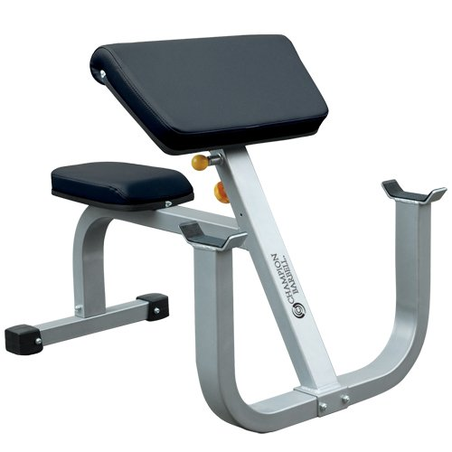 Image of Adjustable Preacher Curl Bench Adjustable Benches