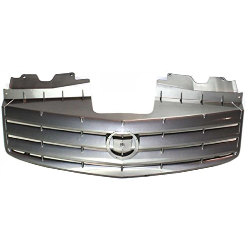 Cadillac Cts Oe Replacement (OE Replacement Cadillac CTS Grille Assembly (Partslink Number GM1200467))