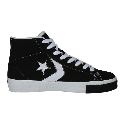 Converse Mens Attache Hi High-Top Fashion Sneaker Black lUUe2