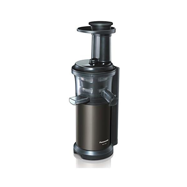 Panasonic MJ-L600SXS Slow Juicer Antracite - 2020 -