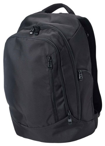 Big Accessories Bagedge (Bagedge Be044 Tech Backpack - Black - Os)