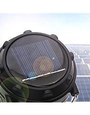 Avcı Feneri Kamp Lambası Solar Güneş Enerjili Kamp Çadır Feneri