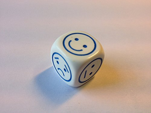 Dice - Mood (Mini Flashcards Language Games) by HarperCollins UK