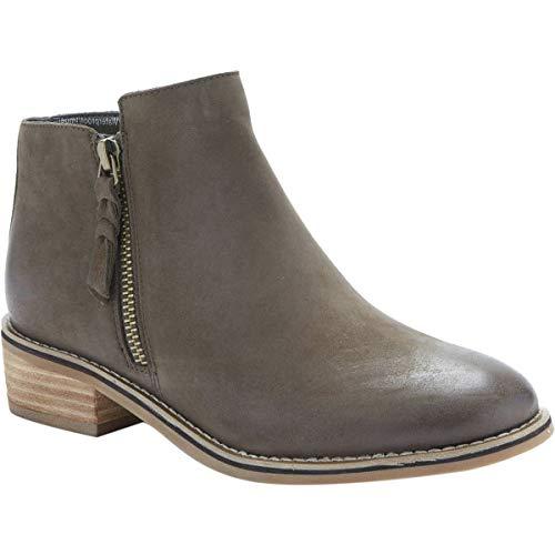 Blondo Liam Boot - Women's Taupe Nubuck, 8.5