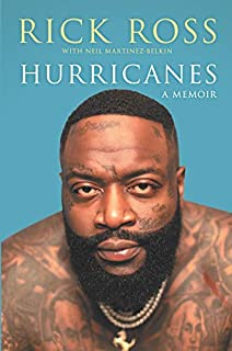 Book Cover: Hurricanes: A Memoir