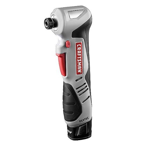 12-volt Right-Angle Impact Driver