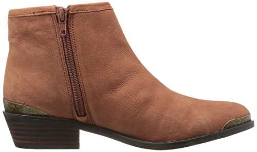 Lucky Women's Lk-Keezan Ankle Bootie Whiskey Brow IOf2NwvdB8