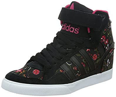 roshe run rouge et bleu - adidas Originals Womens Extaball W-1 Trainers, Black - Schwarz ...