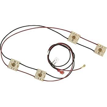 amazon com frigidaire 316219019 wire harness for range home