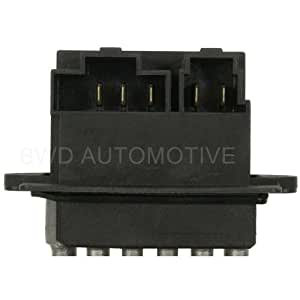 Bwd blower motor resistor ru1093 automotive for Bwd blower motor resistor