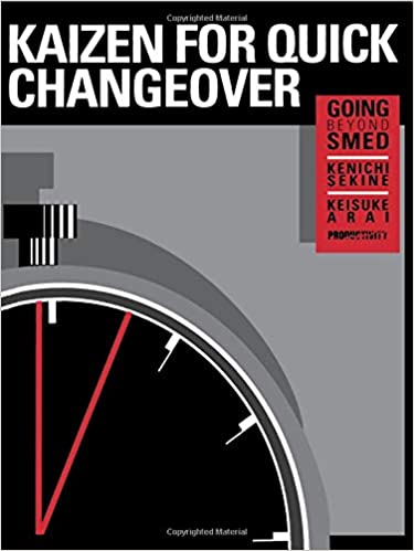 Quick Changeover For Operators The Smed System Pdf