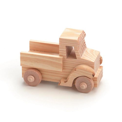 Darice 9163 47 Wood Truck Craft product image