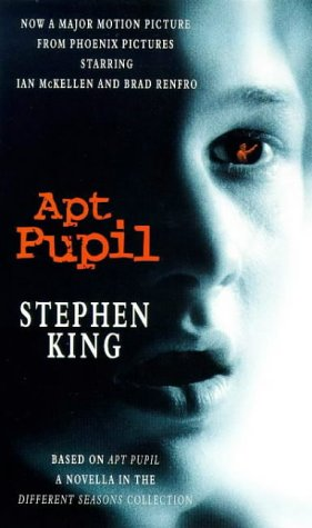 Book cover for Apt Pupil