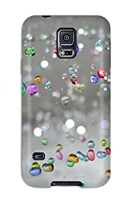 Galaxy Cover Case - Abstract Fractalius Protective Case Compatibel With Galaxy Note 3