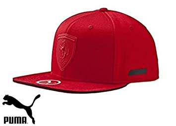 ba0ce374a51 Puma Kids Ferrari Flatout Cap 052903 02B  Amazon.co.uk  Sports ...