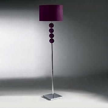 Mistro Purple Floor Lamp, 2501170 [2501170]