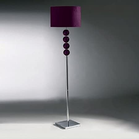 Mistro purple floor lamp 2501170 2501170 amazon kitchen mistro purple floor lamp 2501170 2501170 aloadofball Gallery