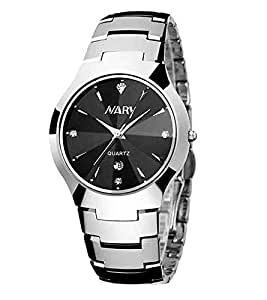 Nary Dress Watch For Men Analog Stainless Steel - nr300