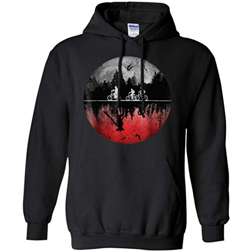 (MKTEE Things Scary Stranger Hoodie Halloween T-Shirt Gifts)