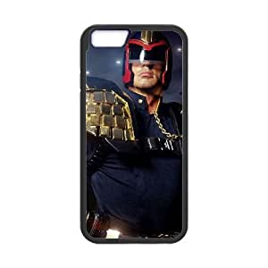iphone6 plus 5.5 inch phone cases Black Judge Dredd cell phone cases Beautiful gifts TWQ06679092
