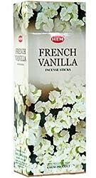 Hem French Vanilla Incense