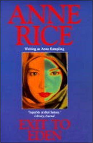 Anne Rice Belinda Pdf